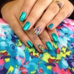Shellac Nail Art Chester